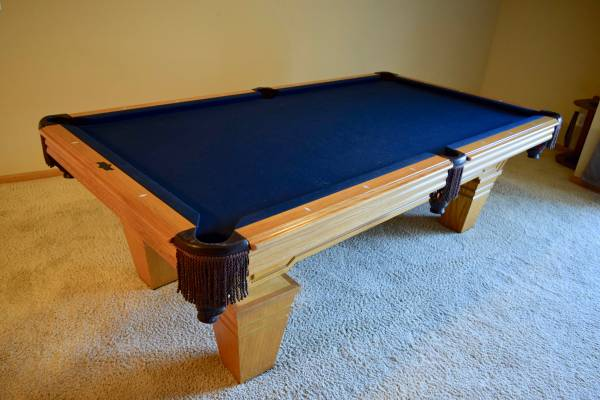Pool Tables For Sale In Des MoinesSOLO Expert Pool Table Movers - Olhausen 30th anniversary pool table price