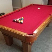 Olhausen 7 foot Billard Pool Table