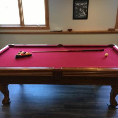 Pool Table (SOLD)