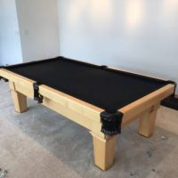 Print Schmidt Pool Table Complete Game Room