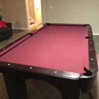 Olhausen Pool Table In Perfect Conditions