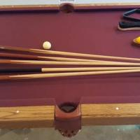 Olhaausen Pool Table